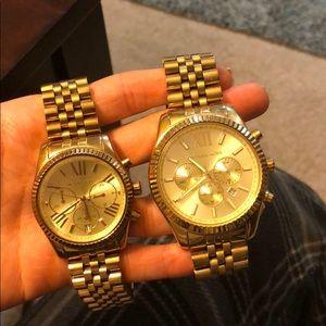 Large Michael Kors watch